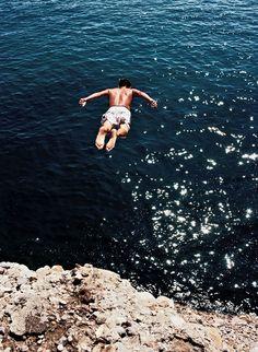 Cliff Diving      Bobby Milk