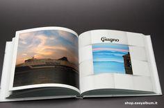 Fotoalbum 20x20 aperto con copertina rigida http://shop.easyalbum.it/fotoalbum
