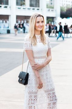 Go to new lengths with lace