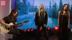 Marco hietala & Elize ryd - Ave Maria [YLE TV] HD