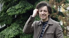 Matej Stropnicky, a czech politican and a terrible actor...with a hell of cool hair.