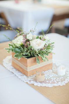 Wedding Row Grand Strand | Real Myrtle Beach Weddings | Wedding Flowers | Reception Flowers | Centerpiece Ideas