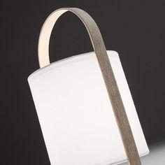Zala lámpara de mesa