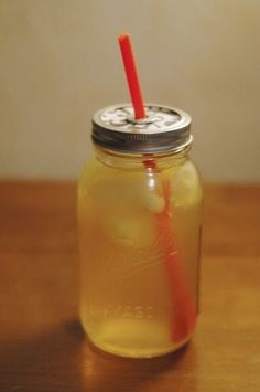 Mason Jar To-Go Cup