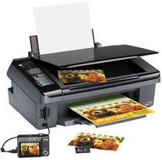 Драйвер на принтер epson l312