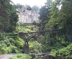 Cragside - house plan, interior photos, etc.