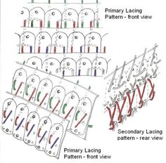 11th C Klibanion by Steven Lowe using Tim Dawsons research- lacing pattern