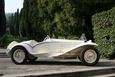 1930 Alfa Romeo 6C 1750 GS Touring 'Flying Star' Spider