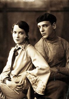 Fred and Adele Astaire | Fred e Adele Astaire