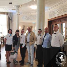 Znani, cenieni i niezwykle sympatyczni polscy aktorzy: Grażyna Wolszczak i Piotr Machalica w Rezdencja Luxury Hotel****.