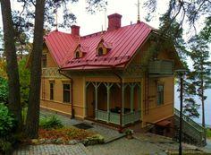 Villa Varala, Tampereen urheiluopisto
