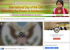 Join International Day of the Girl 2014 Google Hangout