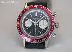 """Up Close With The Longines Heritage Diver 1967 """"Skin-Diver"""" Chronograph (With Original Photos & Price)"""