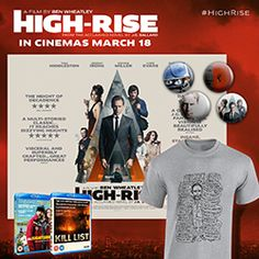 Win a High-Rise movie goodie bag - http://www.competitions.ie/competition/win-high-rise-movie-goodie-bag/