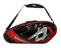 Volkl Team 2011 Pro Tennis Bag, Red/Black, 75 x 16 x 33.5 cm by Volkl. Save 14 Off!. $59.99. A modern look, for the modern player. The Team series features a practical bag, with tech features to protect your racquet and belongings. These bags are sure to catch everyone's attention, wherever you play.