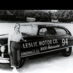 First Lady of NASCAR - Louise Smith