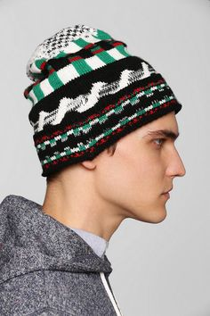 0265d03258c Ugly Holiday Sweater Beanie - Urban Outfitters Ugly Holiday Sweater