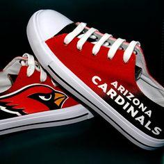 Arizona Cardinals Converse Shoes