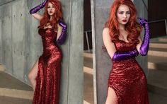 Jessica Rabbit by OMGcosplay : cosplaygirls
