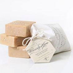 Waxing Kara: Breakfast Bar Soap  -  part of the martha stewart american made collection on ebay.      lj