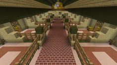 Minecraft World of Raar: -SPOTLIGHT- Horse Stable Minecraft building ideas and structures