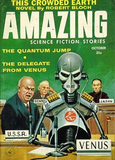 Amazing science fiction stories 195810 - Alien invasion - Wikipedia
