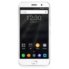 Lenovo has just announced their latest smartphone; the Zuk Z1. The device features a brilliant 5.5 inch Full HD display that has a resolution of 1920x1080p and is protected by a Corning Gorilla Glass screen. Brightness and color reproduction is great and viewing angles are excellent.