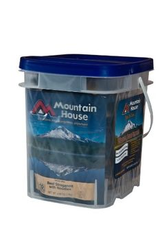 Mountain House Just In Case - Classic Assortment Bucket (Pack of 12) - http://www.campingandsleepingbags.com/mountain-house-just-in-case-classic-assortment-bucket-pack-of-12/