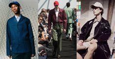tendances homme mode printemps été 2017 La casquette