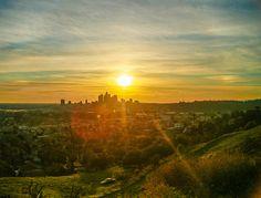 Los Angeles Sunshine