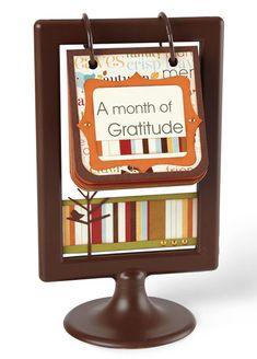 frame turned mini...love it! from @Pauline Hoch Hoch Lambrechts Keepsakes blog