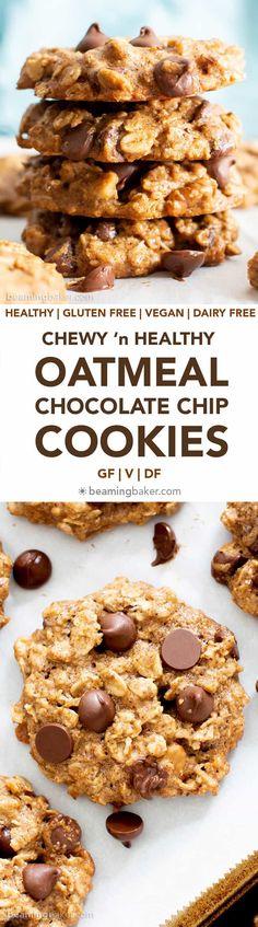 Chewy Healthy Oatmea