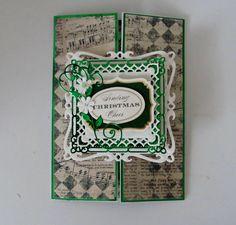 Christmas Card - Bi-Fold - Scrapbook.com
