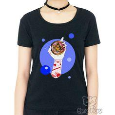 S-3XL [Scoobtoobins Design] Sailor Moon Tattoo Hand Tee SP166597