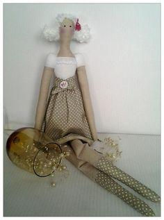 Tilda Doll by JaneRuse