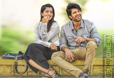 Geetha Govindam Collections: Geetha Govindam starring Vijay Devarakonda and Rashmika Mandanna, directed by Parasuram, was released on August on the occasion of Independence day and received positive response at the box office on its opening day. Romantic Couple Images, Love Couple Images, Love Couple Photo, Couples Images, Couple Photos, Romantic Movies, Beautiful Couple, 4k Photography, Photo Poses For Couples