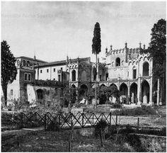 Roma Sparita - Villa Mills - Palatino Roman History, Rome, Villa, Memories, Retro, Photos, Painting, Art, Memoirs