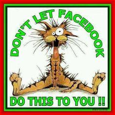 Facebook humor