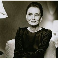 The oh so beautiful,  Audrey!