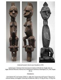 Igbo ogbom headdress Jack Harris Umuhia 1939