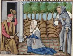 [folio 087r] MS. Douce 195 (Le roman de la rose) XV cnt. Robinet Testard  http://romandelarose.org/#browse;Douce195