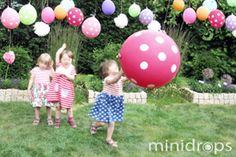 Luftballon Geburtstag / Balloon Party