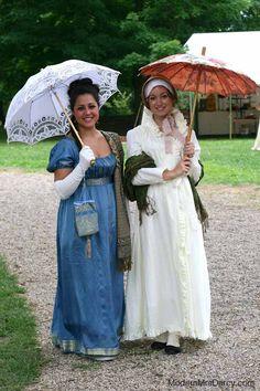 A peek inside the 2014 Jane Austen Festival | Modern Mrs Darcy