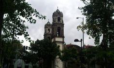 Iglesia en Av. Hidalgo, Centro Histórico, D.F.