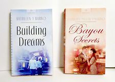LOT 2 HEARTSONG PRESENTS Contemporary Historical Romance Kathleen Y'Barbo