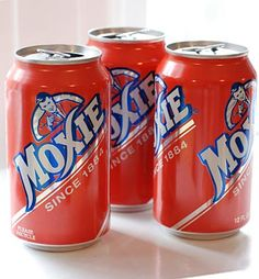Day 13:  Moxie Soda, a favorite of Calvin Coolidge.  Root beer, Sarsaparilla, cough syrup?  Weirdly kinda liked it.