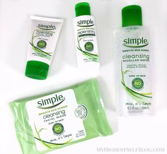 Best Products from Simple Skincare via @myhighestself