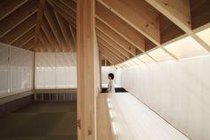 Wengawa House, Japan by Katsutoshi Sasaki + Associates   Yellowtrace