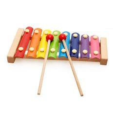MoTrent Wooden 8 Notes Xylophone