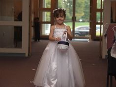 Your flower girl may be little, but she is a big part of your big day! As she walks down the aisle, make sure that the perfect song is playing!  We can help you create music for your big day: http://www.philadelphiaquartet.com/  #wedding #psq #flowergirl #ceremony #philadelphiaband  Photo Source: https://www.flickr.com/photos/29621494@N02/10119238225/
